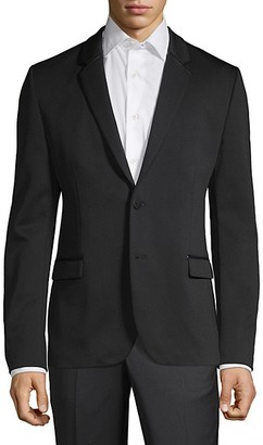 HUGO Arlido Slim-Fit Single-Breasted Jacket