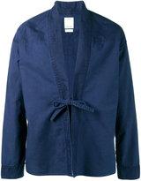 Visvim 'Lhamo' kimono shirt - men - Cotton - 1