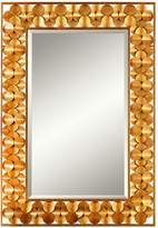 Very Circle Border Rectangular Mirror