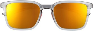 Nike Circuit 55mm Polarized Square Sunglasses