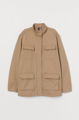 H&M Cotton twill jacket