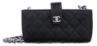 Chanel O-Phone Holder Crossbody Bag