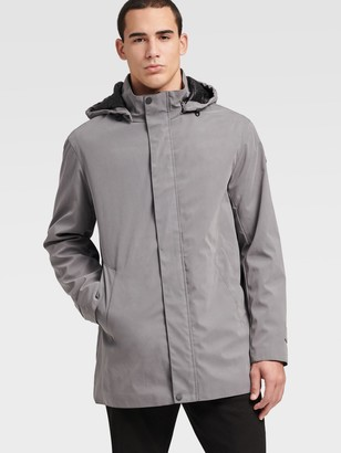 DKNY Men's Allman's Jacket - Grey - Size L