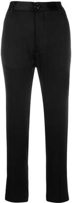 Vivienne Westwood tapered tailored trousers