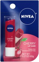 Nivea Cherry Lip Care Blister Card