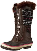 Western Chief Women's Speed Lace Wool Snow Boot