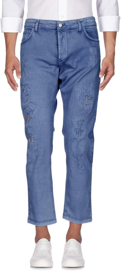 Entre Amis Denim pants - Item 42625146
