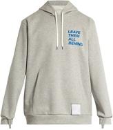 Satisfy Post-run jersey sweatshirt