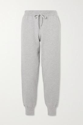 Cordova Merino Wool Track Pants - Light gray
