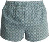 Derek Rose Ledbury cotton boxer shorts