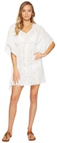 Tommy Bahama Eyelet Tunic Cover-Up Women's Swimwear
