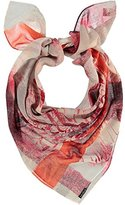 Fraas Women's Shawl Red Rot (Tomato 340)