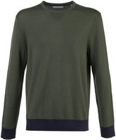 Michael Bastian crew neck sweater