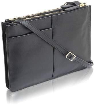 Radley Pockets Medium Multi Compartment Cross Body Bag - Black