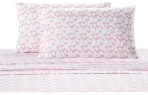 Seaside Resort 4 Piece Sheet Set, Queen Bedding
