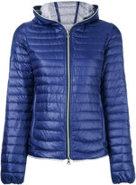 Duvetica hooded padded jacket - women - Cotton/Polyamide/Duck Feathers - 48
