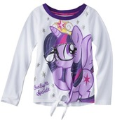 My Little Pony Girls' Graphic Tee - White