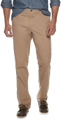 Sonoma Goods For Life Big & Tall Flexwear Stretch Chino Pants