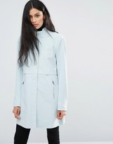 Only Lightweight Jacket with High Neck