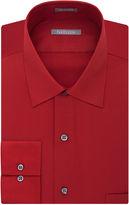 Van Heusen Lux Sateen Long-Sleeve No-Iron Dress Shirt