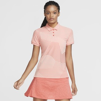 Nike Women's Golf Polo Dri-FIT UV Ace