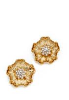 Kate Spade Precious Poppies Stud Earrings