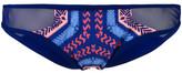 Rip Curl Blue Bikini panties Eclipse Luxe NAVY-BLUE