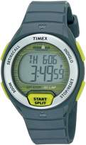 Timex Women's T5K7639J Ironman Oceanside 30-Lap Gray Resin Strap Watch