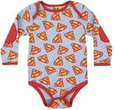 House of Fraser Fabric Flavours Baby Boys Superman Bodysuit