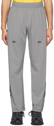 all in Grey Kanada Trousers