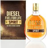 Hermes Diesel Fuel for Life Spirit Eau De Parfum Spray for Men, 2.5 Fluid Ounce