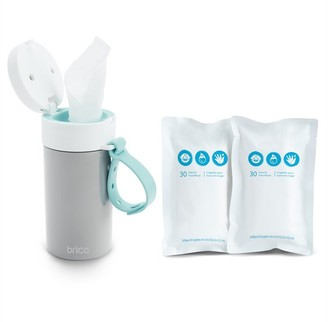 Munchkin Brica Clean-To-Go Wipes Starter Pack