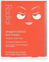 Rodial Dragon's Blood Eye Mask 8 Pack 40g