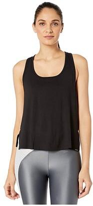 Koral Zyra Brisa Tank (Black) Women's Clothing