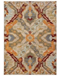 StyleHaven Sierra Overscale Traditional Rug