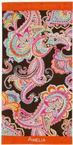 PBteen Paisley Multi Beach Towel