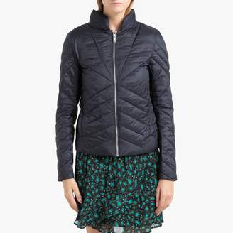 Ikks Short Zipped Padded Jacket