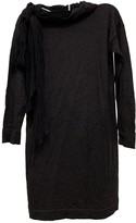 Jean Paul Gaultier Anthracite Synthetic Dresses
