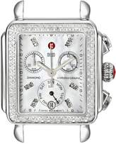Michele Women's MWW06P000099 Deco Day Chronograph Dial Watch