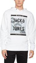 Jack and Jones Jack Jones Men's Core Expanse Hoody L
