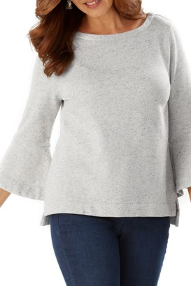 Tommy Bahama Sparkling Sands 3/4 Bell Sleeve Sweater