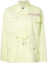 MM6 MAISON MARGIELA patch pocket jacket