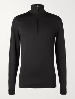Bogner Harrison Slim-Fit Stretch-Jersey Half-Zip Ski Base Layer