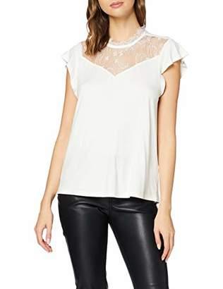 Only Women's Onlamila Cap Sleeve Top JRS Vest,8 (Size: X-Small)