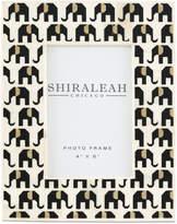 "Shiraleah Elephant 4"" x 6"" Picture Frame"