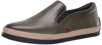 Marc Joseph New York Men's Leather Luxury Deck Shoe Venetian Rope Detail Boat