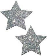 Star Nipple Pasties Glitter Pastease® o/s