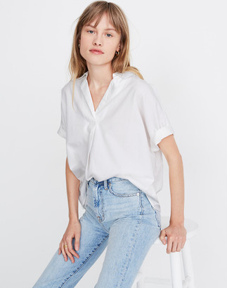 Madewell Park Popover Shirt