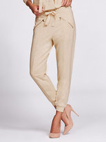 New York & Co. Gabrielle Union Collection - Jogger Pant - Beige
