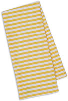 DESIGN IMPORTS Design Imports Daffodil Stripe Set of 4 Ktichen Towels